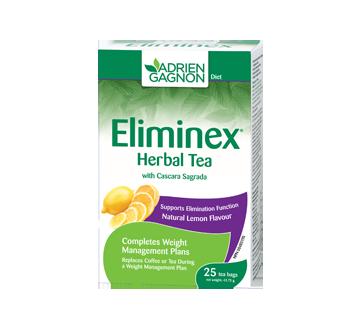 Image 1 of product Adrien Gagnon - Eliminex Tea Lemon, 25 units
