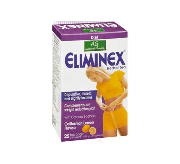 Image 2 of product Adrien Gagnon - Eliminex Tea Lemon, 25 units