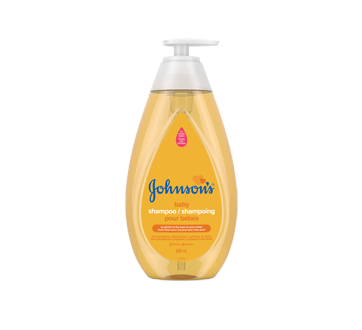 Image of product Johnson's - Baby Shampoo, 600 ml