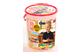 Thumbnail 1 of product Tutti Frutti - Neon Modeling Dough Transport Bucket, 1 unit