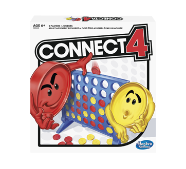 Connect 4 Game, 1 unit