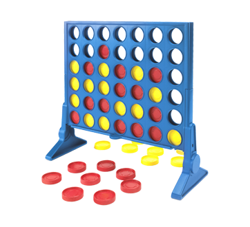 Image 2 of product Hasbro - Connect 4 Game, 1 unit