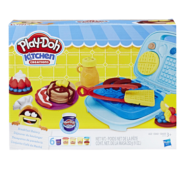 Kitchen Creations Breakfast Bakery Modeling Compound Set 1 Unit