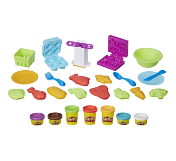 Kitchen Creations Grocery Goodies Modeling Compound Set 1 Unit