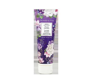 Hand & Body Lotion, 180 ml, Lavande& Lavender