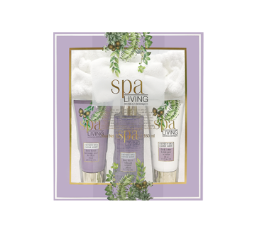 Bath & Body Collection, 4 units, Lavender Chamomile