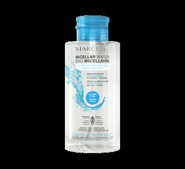 Micellar Water for Waterproof Makeup, 400 ml, All Skin Types