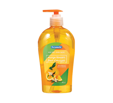 Image of product Personnelle - Hand Soap, 443 ml , Orange Blossom