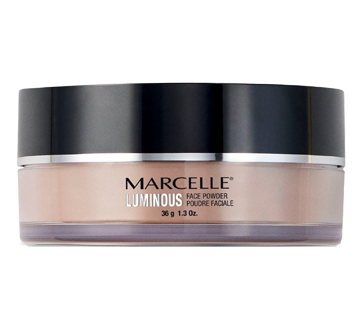 Image of product Marcelle - Luminous Face Loose Powder, 36 g, Translucent Radiance