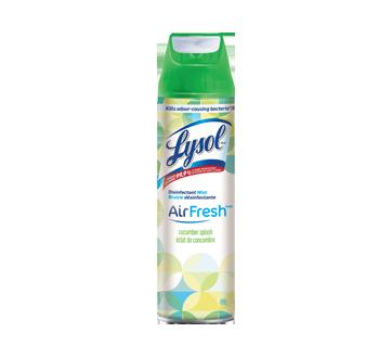 Air Fresh Disinfectant Mist, 425 g,  Cucumber Splash