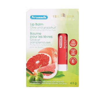 Lip Balm, 1 unit, Olive & Grapefruit