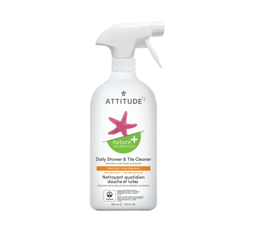 Image of product Attitude - Daily Shower & Tile Cleaner, Citrus Zest