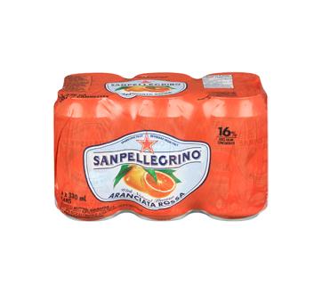 Image 3 of product San Pellegrino - Blood Orange, 6 x 330 ml