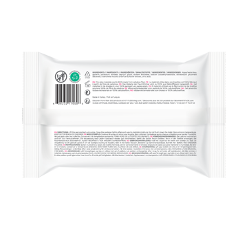 Image 2 of product Attitude - Biodegradable Baby Wipes, 72 units