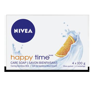 Happy Time Creme Soap, 4 x 100 g