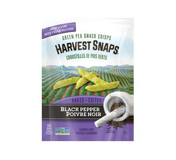 Snapea Crisps, 93 g, Black Pepper