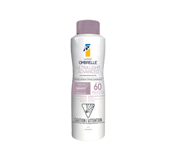 Ultra Light Advanced Suncreen Spray, 142 g, SPF 60