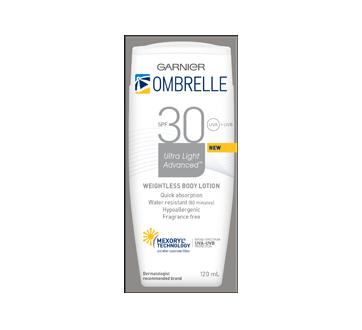 Ultra Light Advanced Weightless Sunscreen Lotion, 120 ml, SPF 30