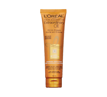 Image of product L'Oréal Paris - Hair Expertise Extraordinary Oil Oil-In-Cream, 150 ml