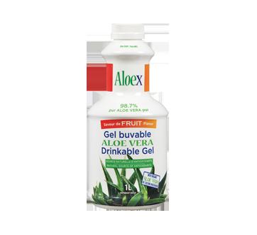 Image of product Aloex - Drinkable Aloe Vera Gel, 1 L, Fruit