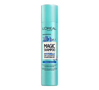 Magic Shampoo Invisible Dry Shampoo, 200 ml, Fresh Crush