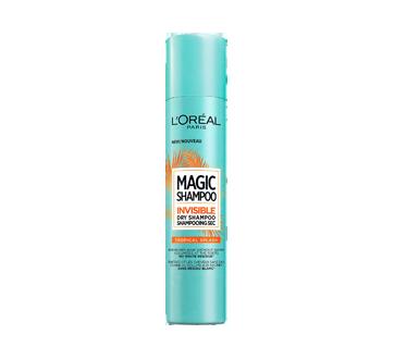 Magic Shampoo Invisible Dry Shampoo, 200 ml, Tropical Splash