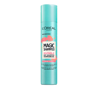 Magic Shampoo Invisible Dry Shampoo, 200 ml, Rose Tonic