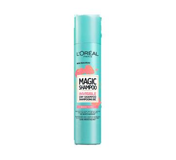 Magic Shampoo Invisible Dry Shampoo, 200 ml, Rose Tonic