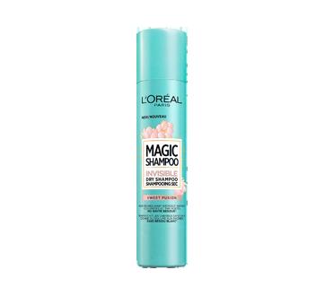 Magic Shampoo Invisible Dry Shampoo, 200 ml, Sweet Fusion