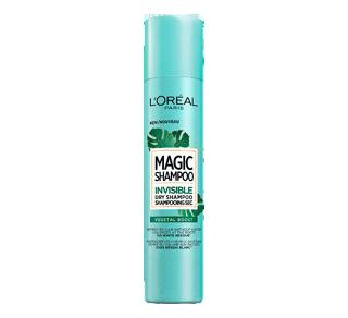 Magic Shampoo Invisible Dry Shampoo, 200 ml, Vegetal Boost