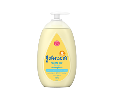 Image of product Johnson's - Head-To-Toe Lotion, 500 ml