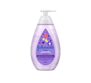 Image of product Johnson's - Bedtime Moisture Wash, 400 ml