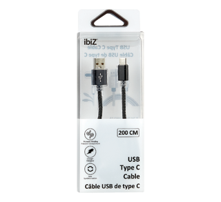 USB Type C Cable, 1 unit