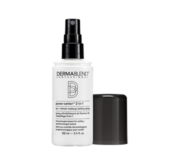 Image 2 of product Dermablend Professional - Power Setter 2-in-1 Set + Refresh Makeup Setting Spray, 100 ml