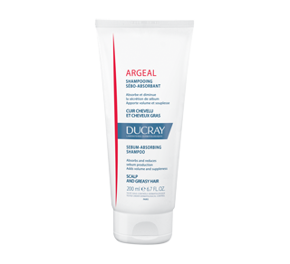 Argeal Sebum-Absorbing Treatment Shampoo, 200 ml