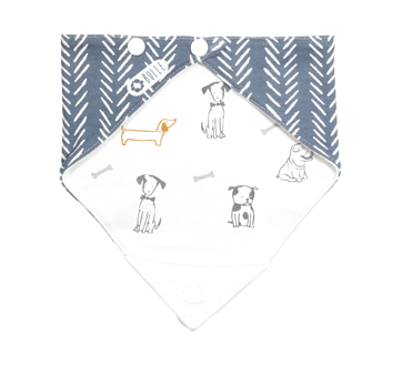 Image 1 of product BULLE - Bib for Boy, 1 unit