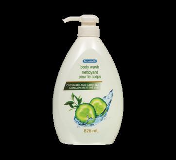 Body Wash , 826 ml, Cucumber and Green Tea