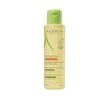 Image of product A-Derma - Exomega Control Emollient Shower Oil, 500 ml