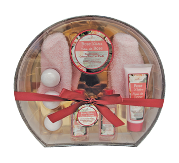 Foot Care Set with Socks