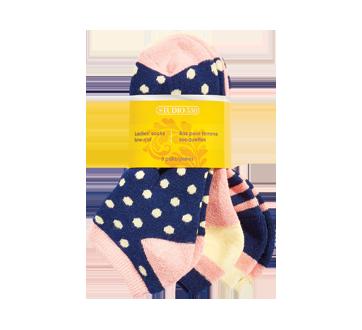 Men's Socks Low-Cut, 3 units