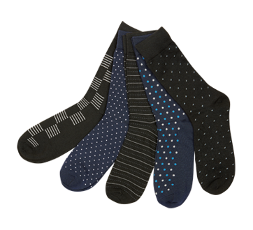 Men's Socks Crew, 1 unit