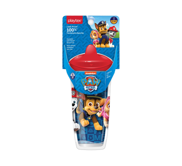 Paw Patrol Insulated Spill-Proof Spout Cup, Blue, 1 unit