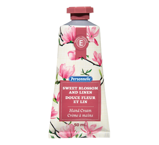 Hand Cream, Sweet Blossom and Linen, 50 ml