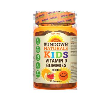 Image 1 of product Sundown Naturals - Kids Vitamin D Gummies, 90 units