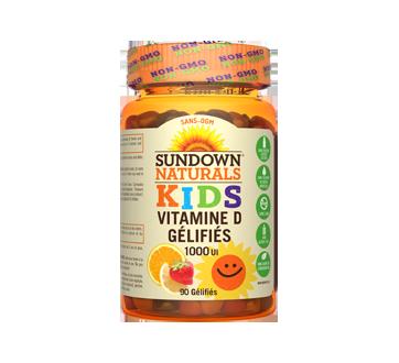 Image 2 of product Sundown Naturals - Kids Vitamin D Gummies, 90 units