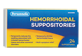 Thumbnail of product Personnelle - Hemorrhoidal Suppositories, 24 units