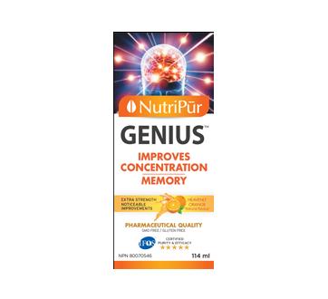 Image of product Nutripur - Genius Adult, 114 ml, Orange
