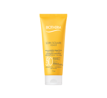 Image of product Biotherm - Lait Solaire Face SPF 50, 75 ml