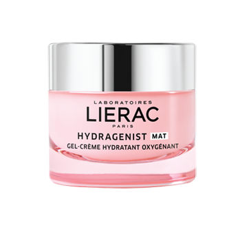 Hydragenist Mat Moisturizing Oxygenating Cream-Gel, 50 ml