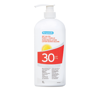 Sunscreen Lotion SPF 30, 1 L